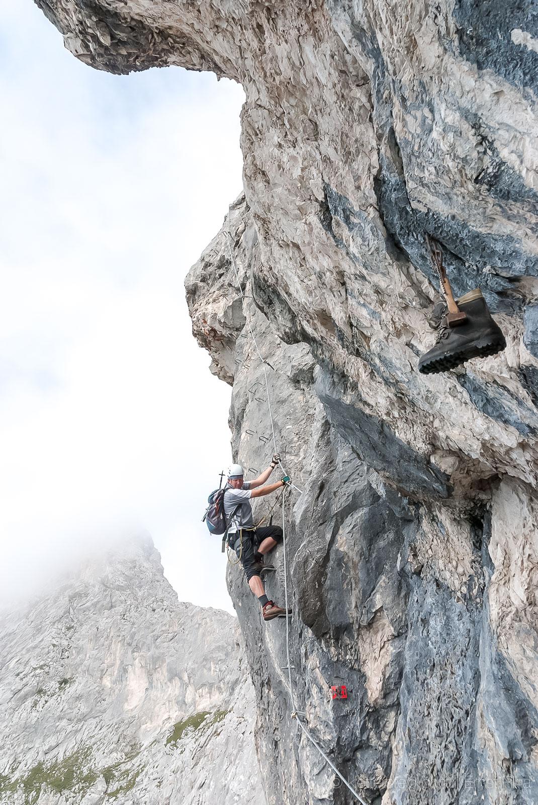 Karkopf Klettersteig